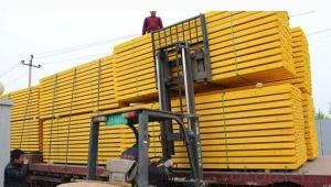 Timber Beam Column Formwork in Good Quality