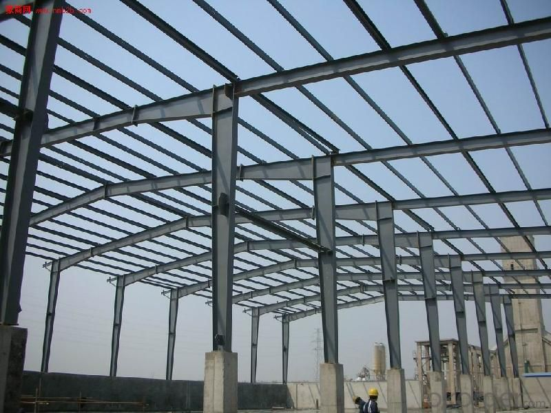 steel structure building design