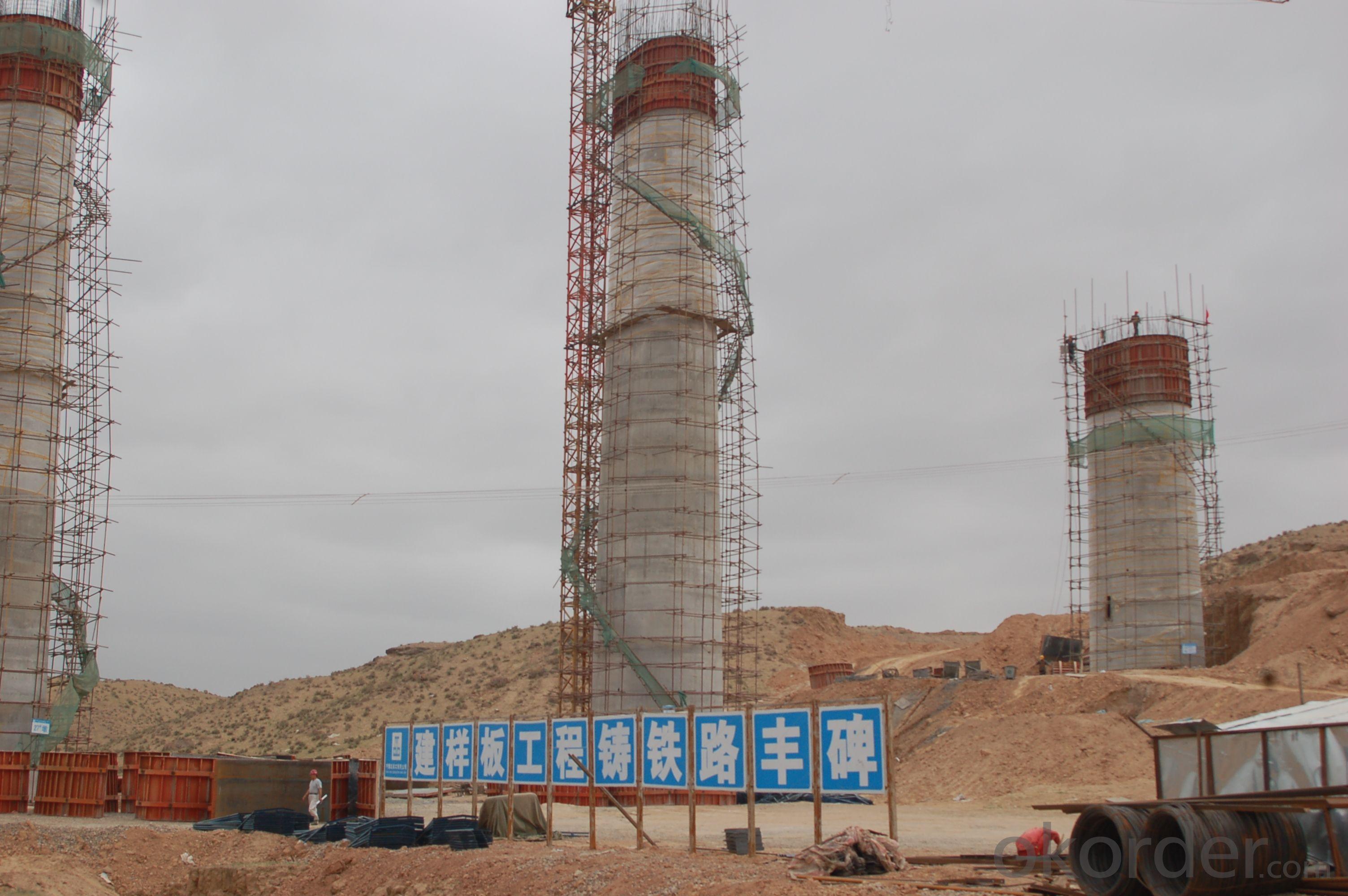 pier column template