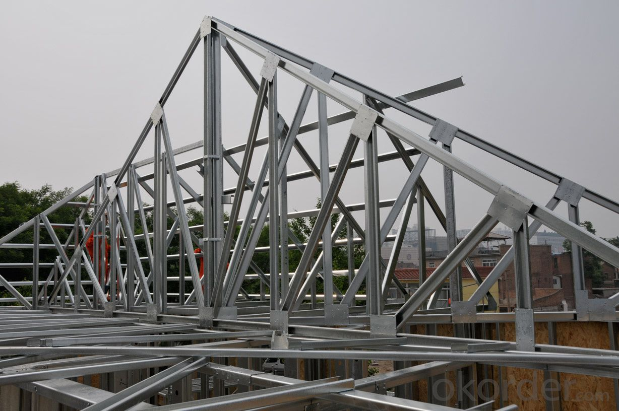 Steel Structure Workshop and Steel Structure Warehouse