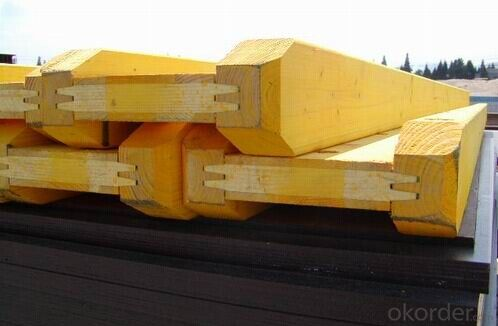 High-efficient H20 Timber Beam for Construction