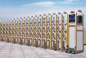 Electrical Foldable Gates factory for exporting