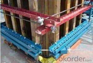 Good Quality Timber Beam Column Formwork in A-Class