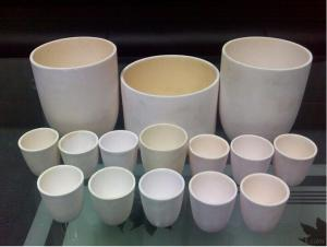 Alumina Crucible Refractory Material