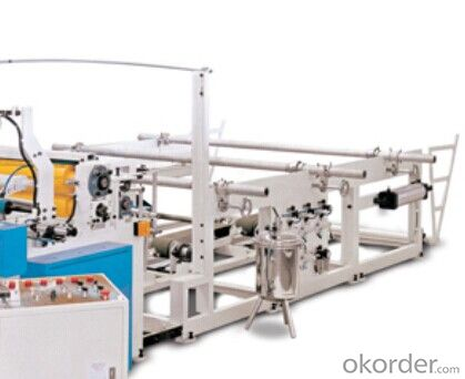 YD-G Toilet Roll Rewinder Machine