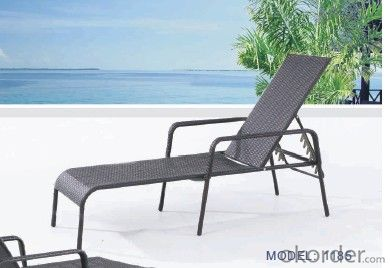Comfortable outdoor furniture Pooling Lounger