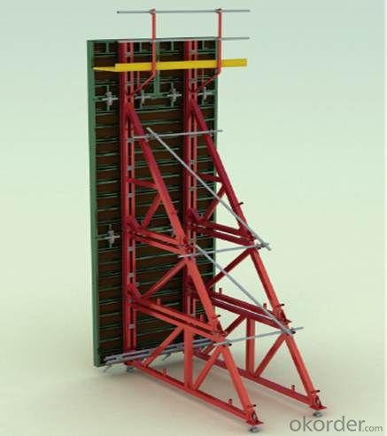 Wall & Column Formwork-Steel Frame Formwork GK120