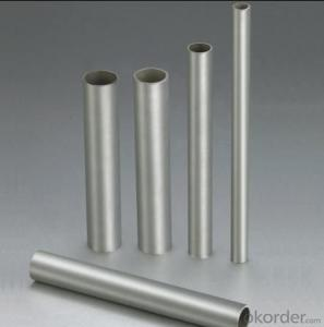 Stainless Steel Pipe Tube ASTM 316 for Construction and Decoration