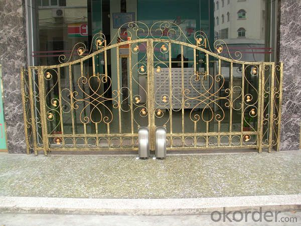Collapsible gate/Electrical Foldable Gates