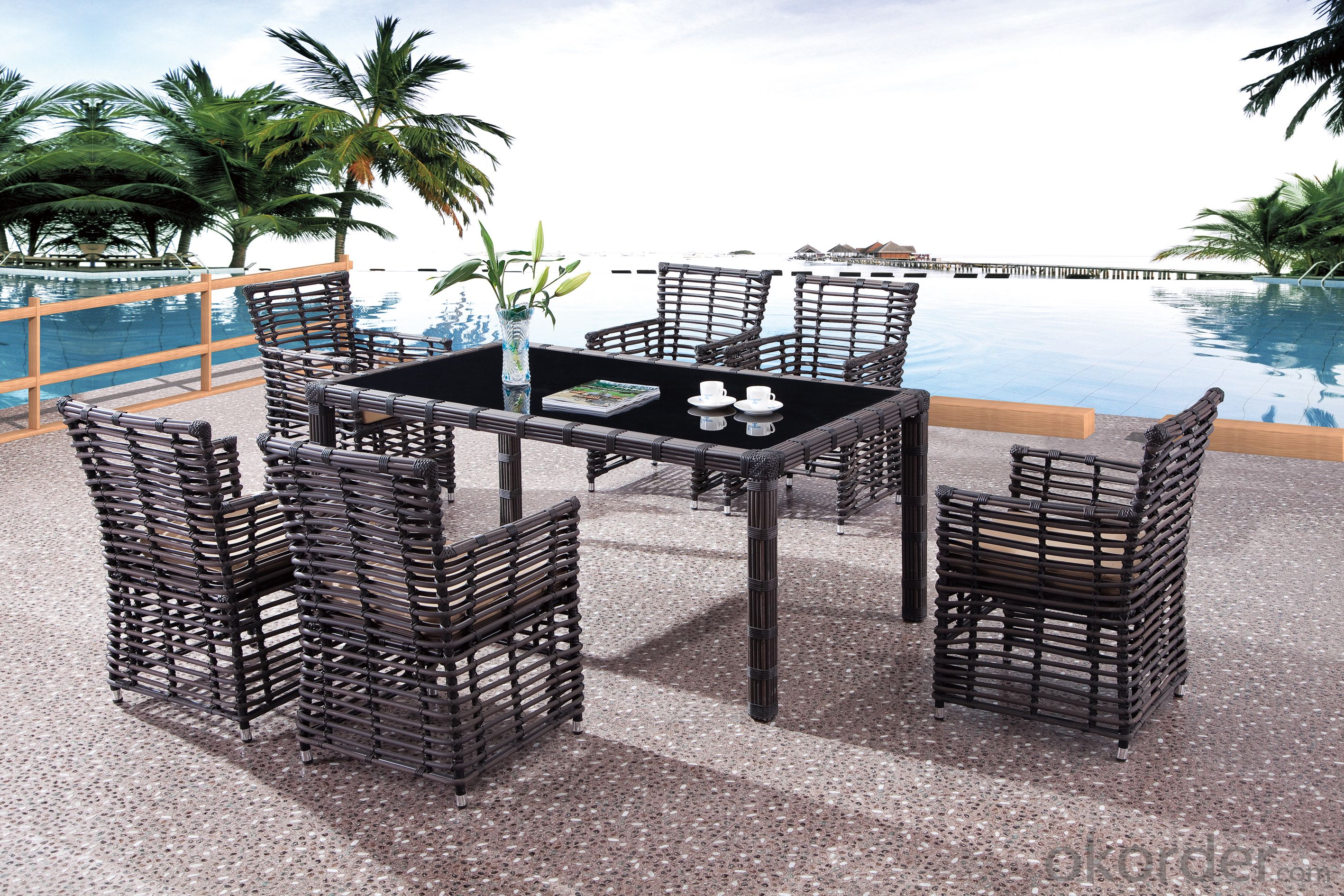 Outdoor furniture Garden Dining Set G1330-6330