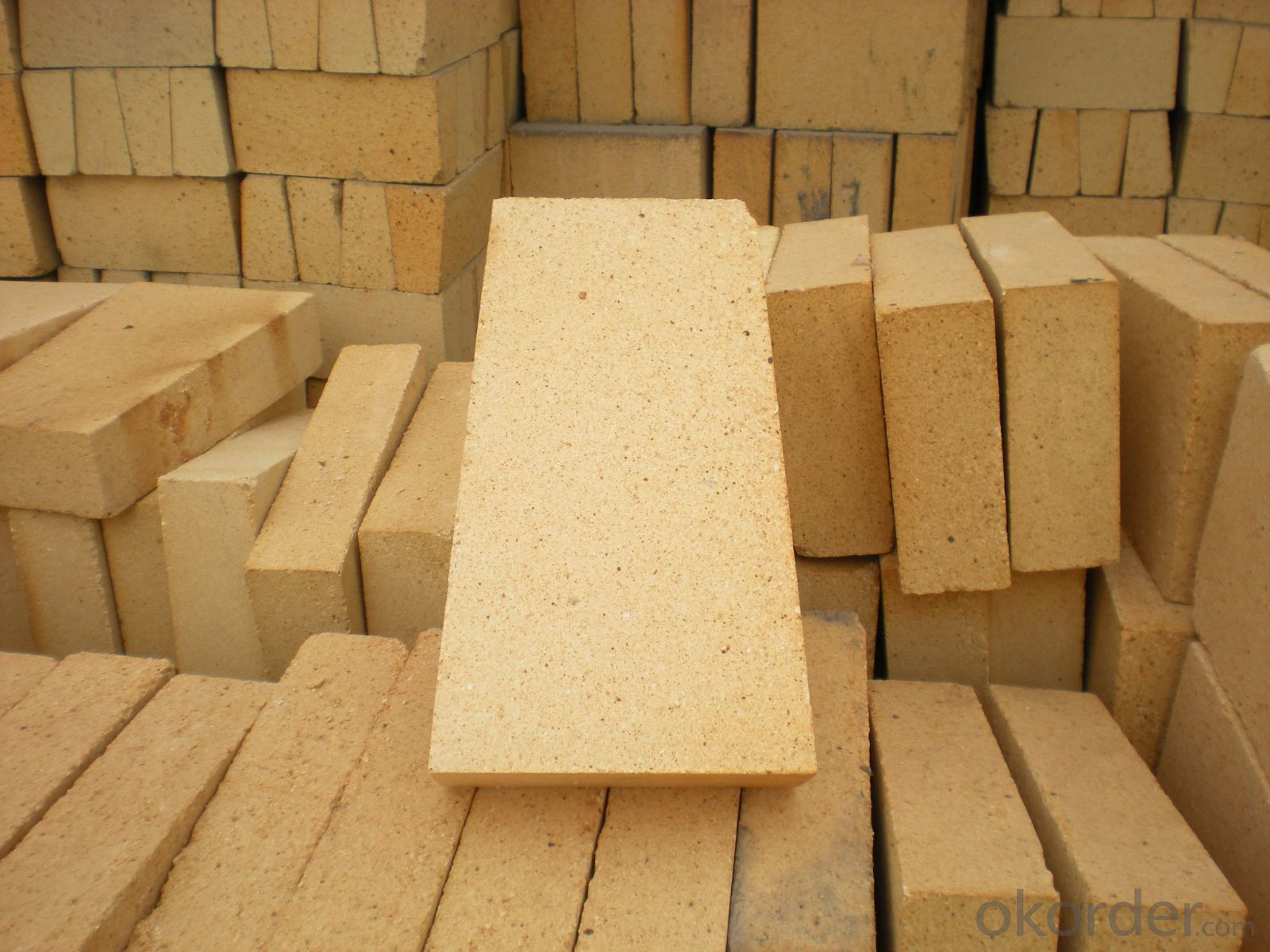 Dilatable High Alumina Brick CNBM Made in China