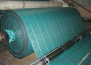 Heat cut PP woven fabric
