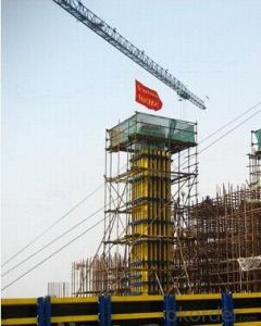 Easy Assemblely Timber Beam Column Formwork