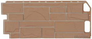Exterior wall cladding  stone VD100201-VDC113