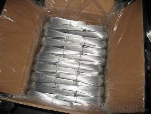 Galvanized U Type Wire