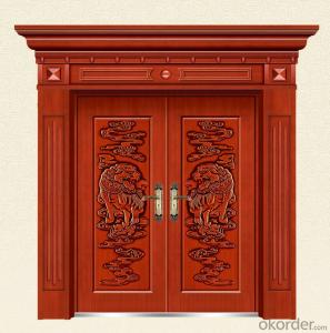 High-quality factory manufacturer steel door