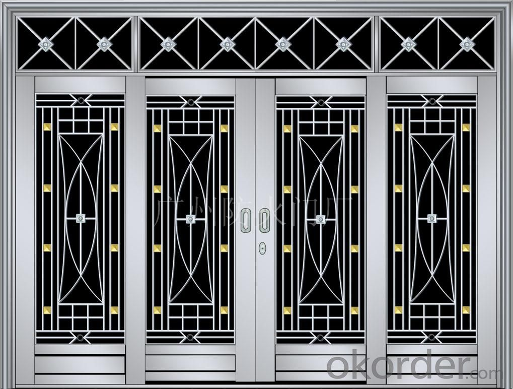 Hot Sale Steel Security Doors