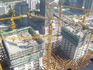 Auto-Climbing Formwork, for high buildings and bridge