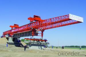 DFIII Launching girder series