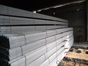 Hot Rolled Steel Angle Q345