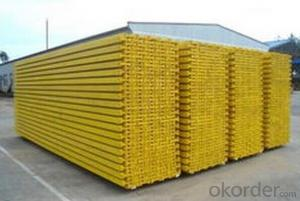 High-end Timber Beam Column Formwork