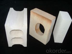 Refractory Insulating Brick CNBM Made in China