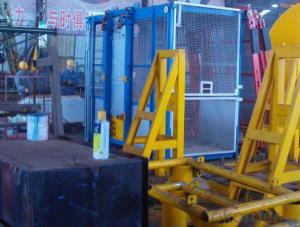 Single Construction Hoist SC 320