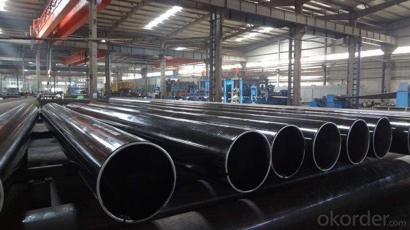 ASME API 5L Good Quality ERW Steel Pipe Welding