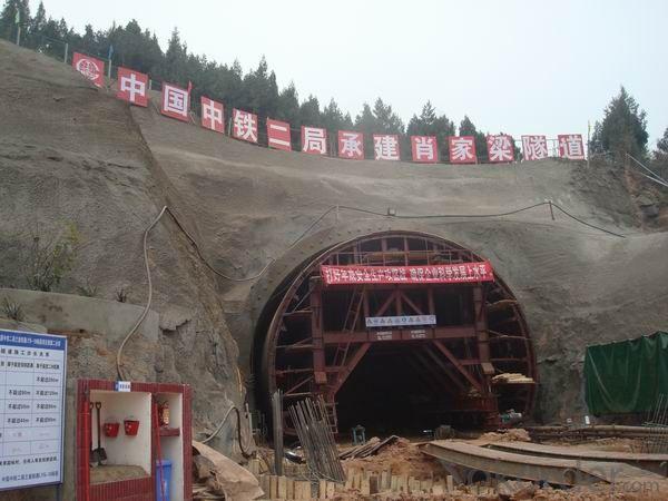tunnel lining trolley