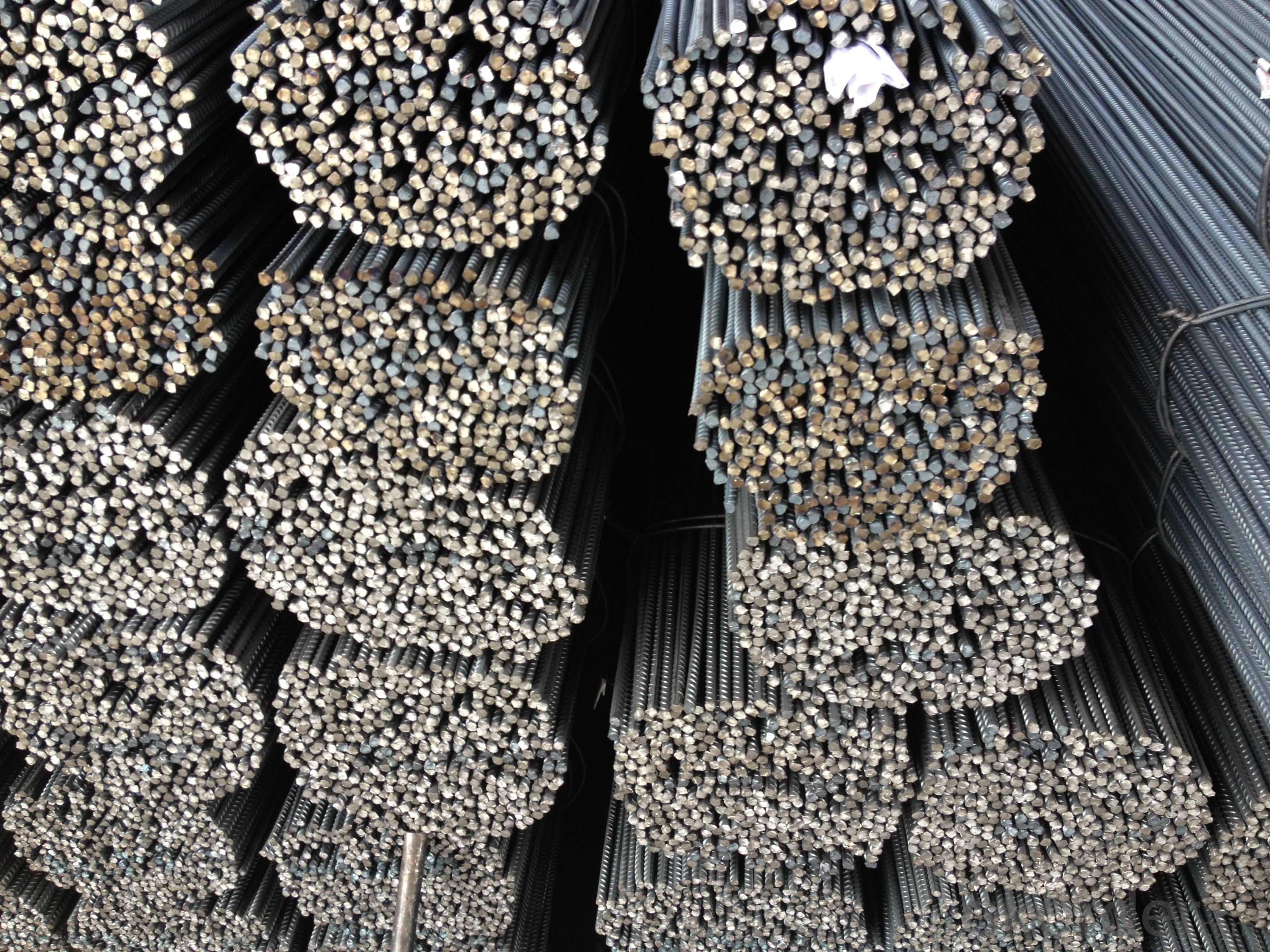 Hot Rolled Steel Rebars Deformed bar ASTM