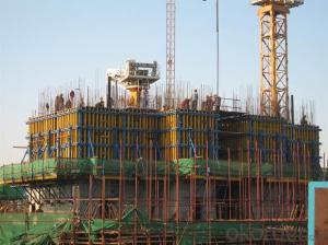 Climbing Formwork- Formwork- Cantilever
