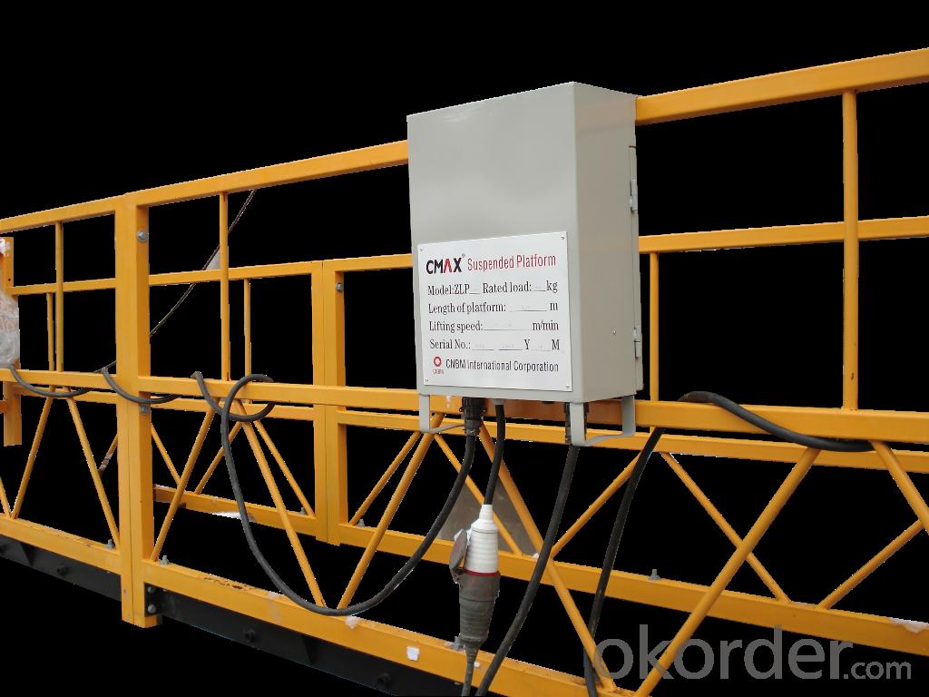 Suspended Platform SC320