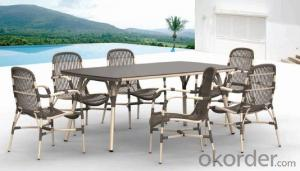 Outdoor furniture Garden Dining Set H1315-6315