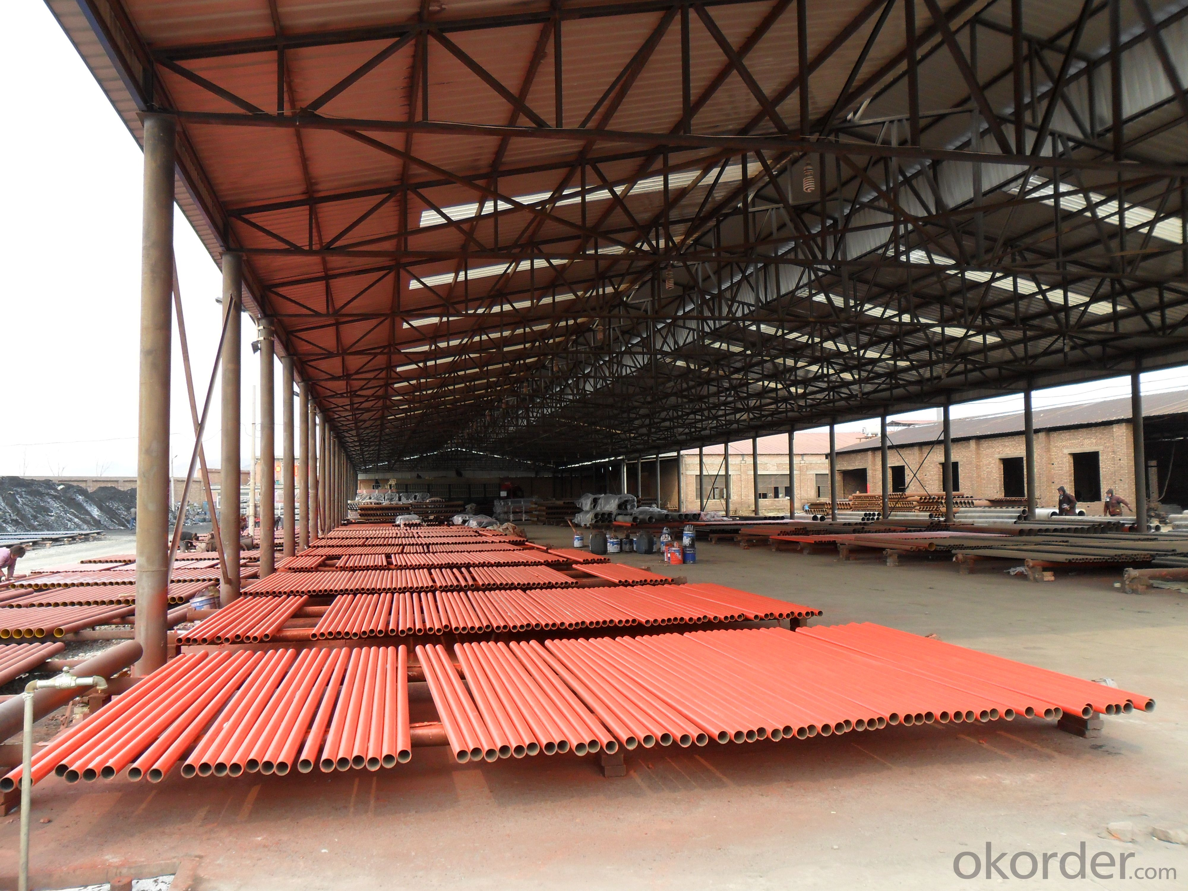 Ductile Iron Pipe Professional Manufacturer