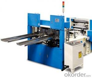 YC-F-B-2L Printed High Speed Napkin Folder Machine