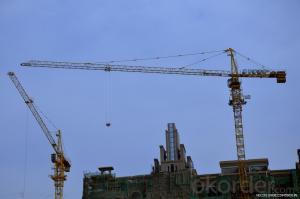DAHA Tower Crane QTZ100