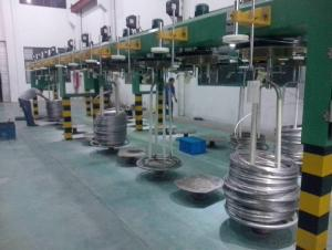 Stainless Steel Wire Draw Machine manufacturer