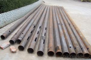 Q235 Basic Foundation Pipes