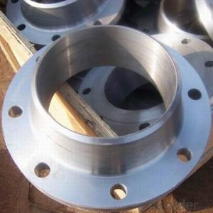 threaded hub flange