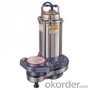 Stainless Submersible Sewage Pump SSP Series