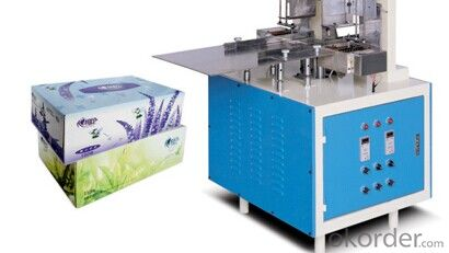 FB-1L Carton Box Packing Machine