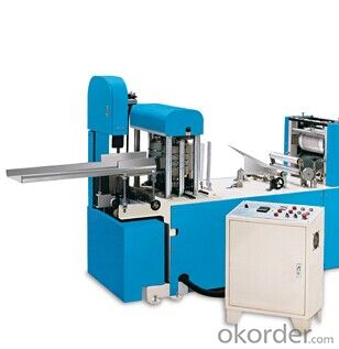 YC-F High Speed Napkin Folder Machine
