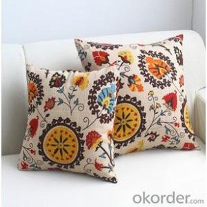 Good Quality Polyester Pillow Case Without Inside Pillow