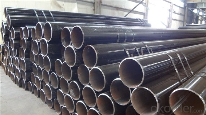 LSAW WELDED STEEL TUBE