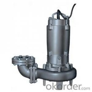 Submersible Solid Handling Pump CP Series
