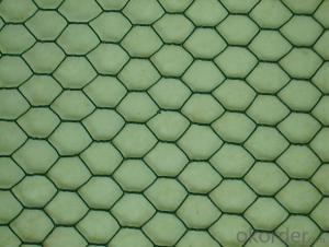 PVC coated Hexagonal Wire netting