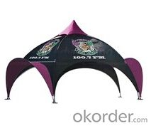 Spider Tents