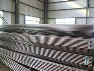 Round Seamless Steel Tubes