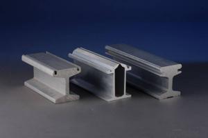 Aluminum conductor rail