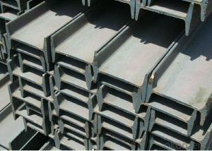 Steel I-Beam with Good Quality and Price from China